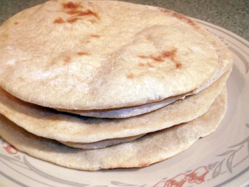 Pita Bread - Words of Deliciousness