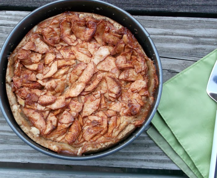 Bavarian Apple Torte - Words of Deliciousness
