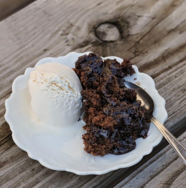 Crock Pot Hot Fudge Pudding Cake Words Of Deliciousness