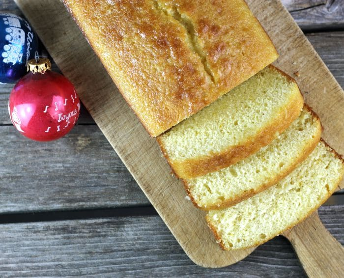 Orange Cardamom Bread, is a quick bread that has the wonderful flavor of orange with a touch of the warm cardamom spice.