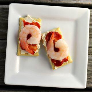 cream cheese shrimp spread