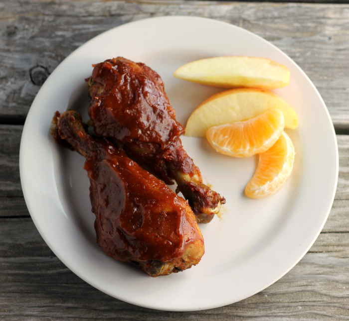 Slow-Baked BBQ Chicken Drumsticks