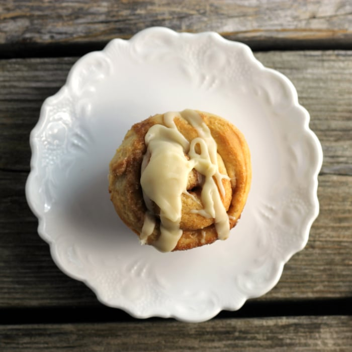 Cinnamon roll muffins, a fun twist on ever day cinnamon rolls that everyone will love.
