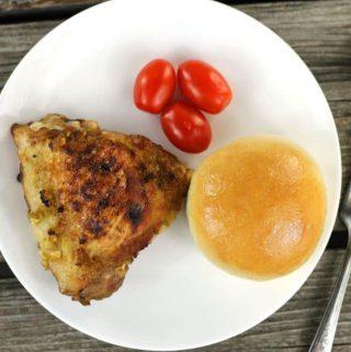Honey Lime Garlic Chicken