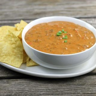 Velveeta Chili Cheese Dip