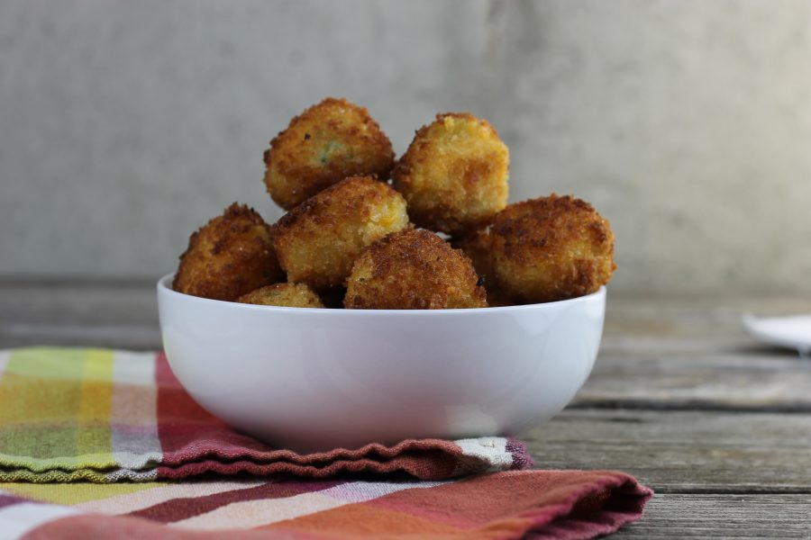 Crispy Mashed Potato Balls