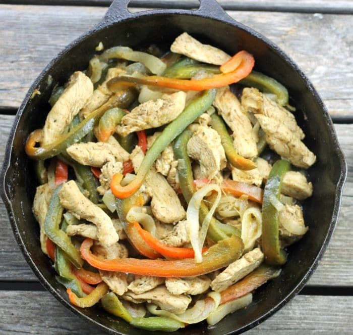 Chicken Fajita Stir-Fry