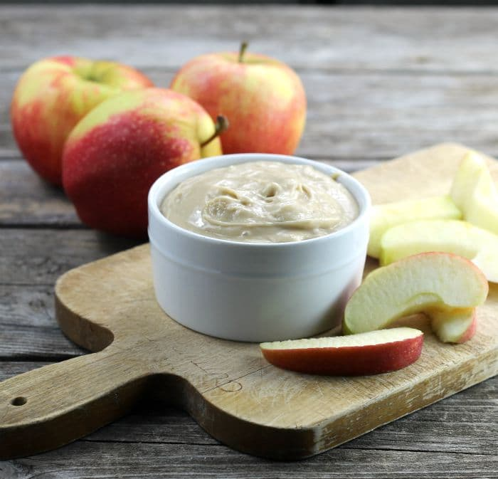 Cream Cheese Apple Dip