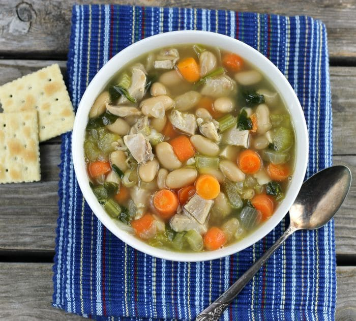 Chicken White Bean Soup
